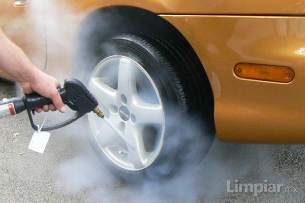 Limpieza a vapor profundamente limpio - Maquina a vapor para limpieza ...