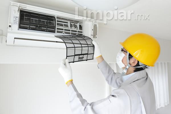 Limpieza del sistema del aire acondicionado