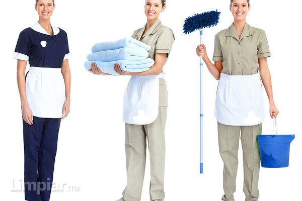 Servicios y personal de limpieza garant a de un servicio for Empresas limpieza hogar madrid