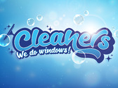 Cleaners, we do windows!