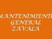 Mantenimiento General Zavala